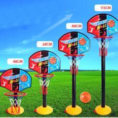 Hình ảnh Bộ đồ chơi bóng rổ giúp bé phát triển chiều cao