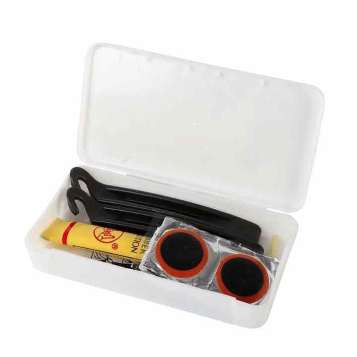Bộ dụng cụ sửa chữa vá xăm xe đạp mini bỏ túi + Tặng kèm thẻ tích điểm Verygood