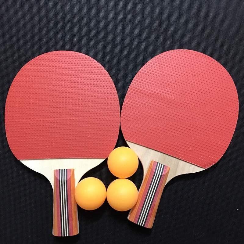 Hình ảnh Bộ vợt bóng bàn xịn kèm 3 bóng Giá Tốt LX-2162