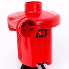 Hình ảnh Bơm điện 2 chiều thổi hơi hút chân không Wenbo (Đỏ)