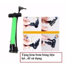 Hình ảnh Bơm mini cầm tay, bơm xe đạp xe máy tặng kèm kim bơm bóng tiện lợi