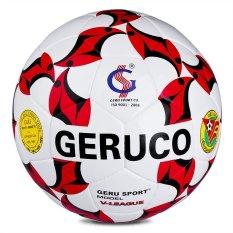 Chiết Khấu Bong Đa Gerustar S5 V League Trắng Đỏ Có Thương Hiệu