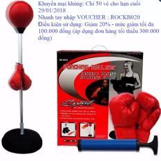 Bán Bong Đấm Boxing Phản Xạ Cao Cấp 2017 Rẻ Nhất