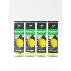 5 hộp Bóng Tennis Dunlop Championship (3 Quả/Hộp)