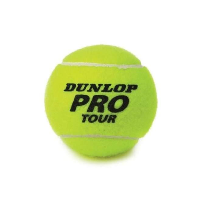 Giá bán Bóng tennis Dunlop Protour (Hộp 4 quả)