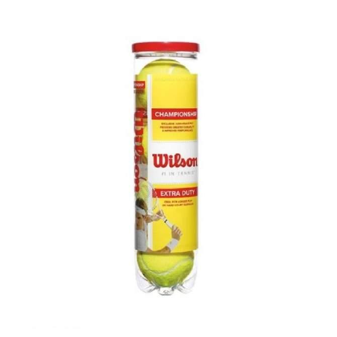 Nơi Bán Bóng Tennis Wilson Championship 125 (NH 4Q)