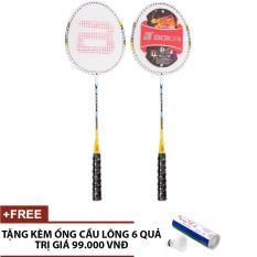 Hình ảnh Cặp vợt cầu lông SL117