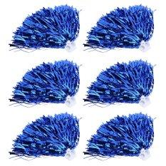 Hình ảnh Cổ vũ Pom Khiêu Vũ Thể Thao Bóng Đảng Phụ Kiện (màu xanh dương)-quốc tế