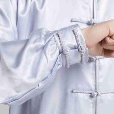 Hình ảnh Chinese Kung Fu Costumes Martial Arts Tai Chi Uniform Jackie Chan Style Suits - intl
