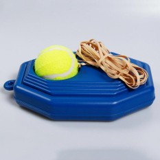 Hình ảnh Cocotina Style Tennis Ball Back Base Trainer Set,Rubber Band for Single Training Practice