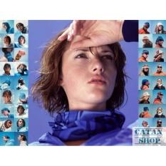 Hình ảnh Combo 5 KHĂN ĐA NĂNG vải dệt cao cấp, KHĂN PHƯỢT, KHẨU TRANG ĐA NĂNG TT03-KDN-5