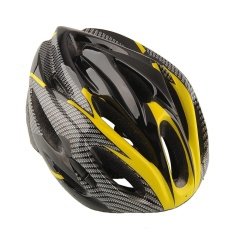 Hình ảnh Đi xe đạp Xe Đạp Đua Vàng Mũ Bảo Hiểm Unisex Phụ Nữ Trưởng Thành An Toàn Carbon-quốc tế