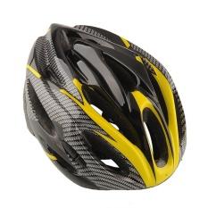 Hình ảnh Đi xe đạp Xe Đạp Đua Vàng Mũ Bảo Hiểm Unisex Phụ Nữ Trưởng Thành An Toàn Carbon Mới-quốc tế
