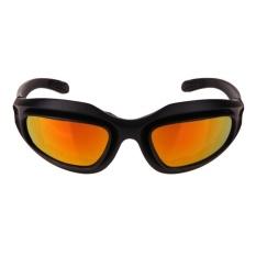 Daisy C5 Army Goggles Military Tactical Sunglasses 4Lens Kit Desert Glasse - intl