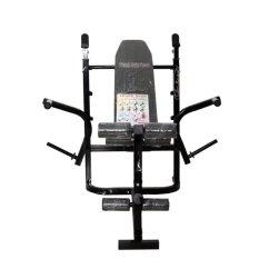 Bảng giá Dàn ghế tạ đa năng vuông 40 Thanh Xuân Sport TX-G440017 (Đen)