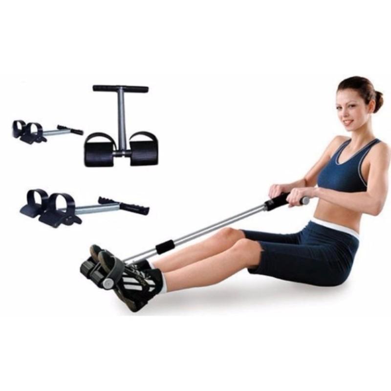 Dụng cụ tập thể dục đa năng, dây kéo lưng bụng, dụng cụ thể thao kéo lò xo Tummy Trimmer chất lượng, giá tốt- Bảo Hành Uy Tín (Giao màu ngẫu nhiên)