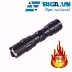 Đèn Pin 3W Hỗ Trợ Leo Núi Ban Đêm US04184 (Đen)