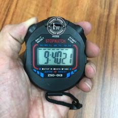 Hình ảnh Đồng hồ bấm giờ thể thao stopwatch Thanh Khang Cô lam giáo viên thể dục ở trường nhờ đồng hồ này mà giúp đỡ thầy rất nhiều trong công việc 010000028