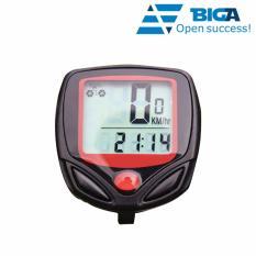 Hình ảnh Đồng hồ đo tốc độ Xe đạp thể thao có dây ( Tiếng Anh )[Free Ship]