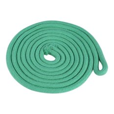 Hình ảnh Durable Cotton and Hemp Gymnastic Rope Bright Color Competition Rope (green) - intl