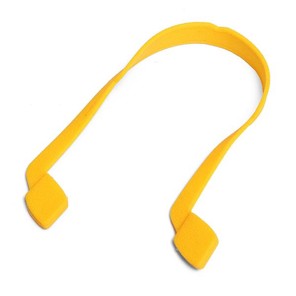 Đánh giá Elastic Silicone Band Sunglasses Eyeglass Reading Glasses Sports Strap Holder Yellow - Intl ở đâu bán