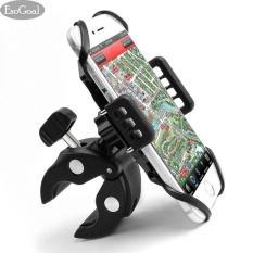 Mua Esogoal Phone Holder For Bike Bicycle Motorcycle Phone Mount Holder With Asymmetric Design For Vast Compatibility Any Cell Phone Intl Rẻ Trung Quốc