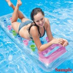 Giá Bán Thời Trang 16 Tui Bơm Hơi Lilo Mặt Trời Bể Bơi Đi Biển Lửng Khong Giường Thảm Mau Ngẫu Nhien Oem Mới