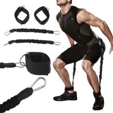 Hình ảnh Feet Training Strength Stretching Body Fitness Healthy Exercise Durable Belt - intl