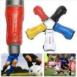 Bán Foam Football Shin Pads Guards Sports Leg Protector *d*lt Teen Black Intl Rẻ