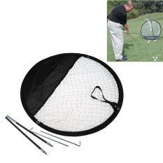 Hình ảnh Folding Golf Pop up Chipping Pitching Practice Net Indoor or Outdoor use NEW - intl