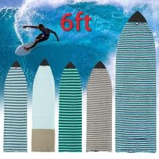 Hình ảnh Cho 6 ''Lướt ban Longboard Funboard Tất Bao Túi Lưu Trữ Bảo Vệ-quốc tế