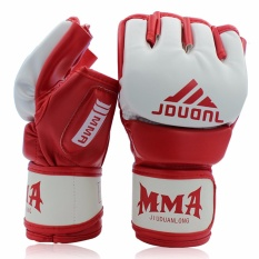 Hình ảnh Găng tay boxing Muay Thai MMA JDUANL