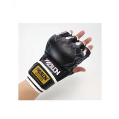 Hình ảnh Găng tay đấm bao cát / MMA Wolon (đen)