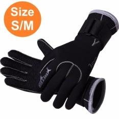 Găng tay lặn biển 3mm, SIZE 2in1, chống trượt, giữ ấm POPO Collection