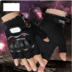 Hình ảnh Găng tay ngắn ngón Pro-Biker- Hở ngón - Đi phượt