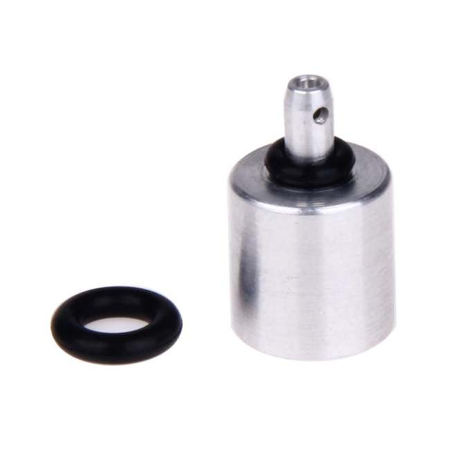 Gas Refill Adapter Outdoor Camping Stove Gas Burner Cylinder - intl (Silver)