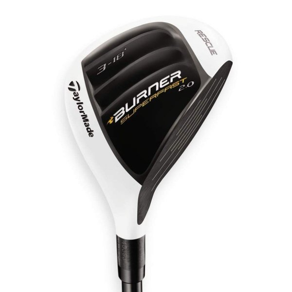 Gậy Golf Rescue TaylorMade Burner Superfast 2.0 (Tay phải)