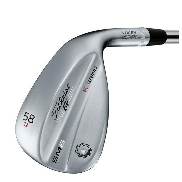 Gậy Golf Titleist Wedge SM6 58 độ Tay phải