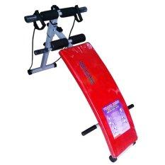 Giá Bán Ghế Cong Tập Lưng Bụng Co Day Keo Tx Sports Tx G440016 Đỏ Tốt Nhất