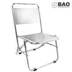 Ôn Tập Ghế Xếp Inox Bao Gxb001 Inox 304 Bao