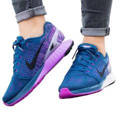 Ôn Tập Giay Chạy Bộ Nữ Nike Lunarglide 7 Xanh Nike
