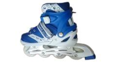Giá bán Giày patin có đèn bánh xe (Xanh)