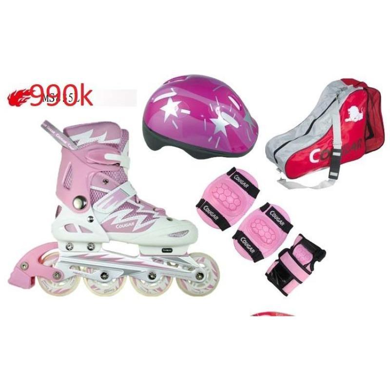 Phân phối giày patin combo 3in1
