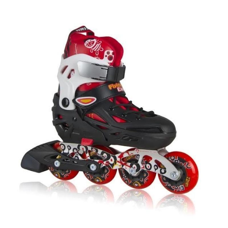 Phân phối Giày patin Flying Eagle S5S đỏ đen GC-0001