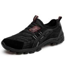 Hình ảnh Giày thể thao ngoài trời of nam giới Giày đi bộ Giày Trek chuồn trượt Giày làm việc ngoài trời giày thể thao ngoài trời Giày du lịch-quốc tế
