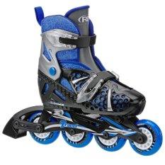 Giầy trượt Patin 4 bánh Roller Derby Inline Tracer trẻ em (bé trai)