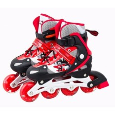 Giá bán Giày trượt Patin dành cho trẻ em - Màu đỏ
