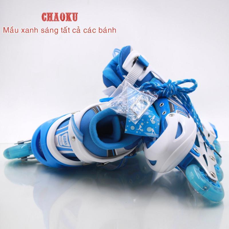 Phân phối Giày trượt patin Chaoku II (Đ)