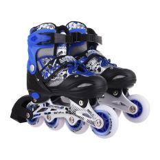 Giá bán Giầy trượt patin longfeng 906 màu xanh