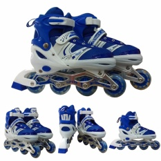 Giá bán Giày trượt Patin phù hợp Size chân từ 38 đến 42 - Màu xanh